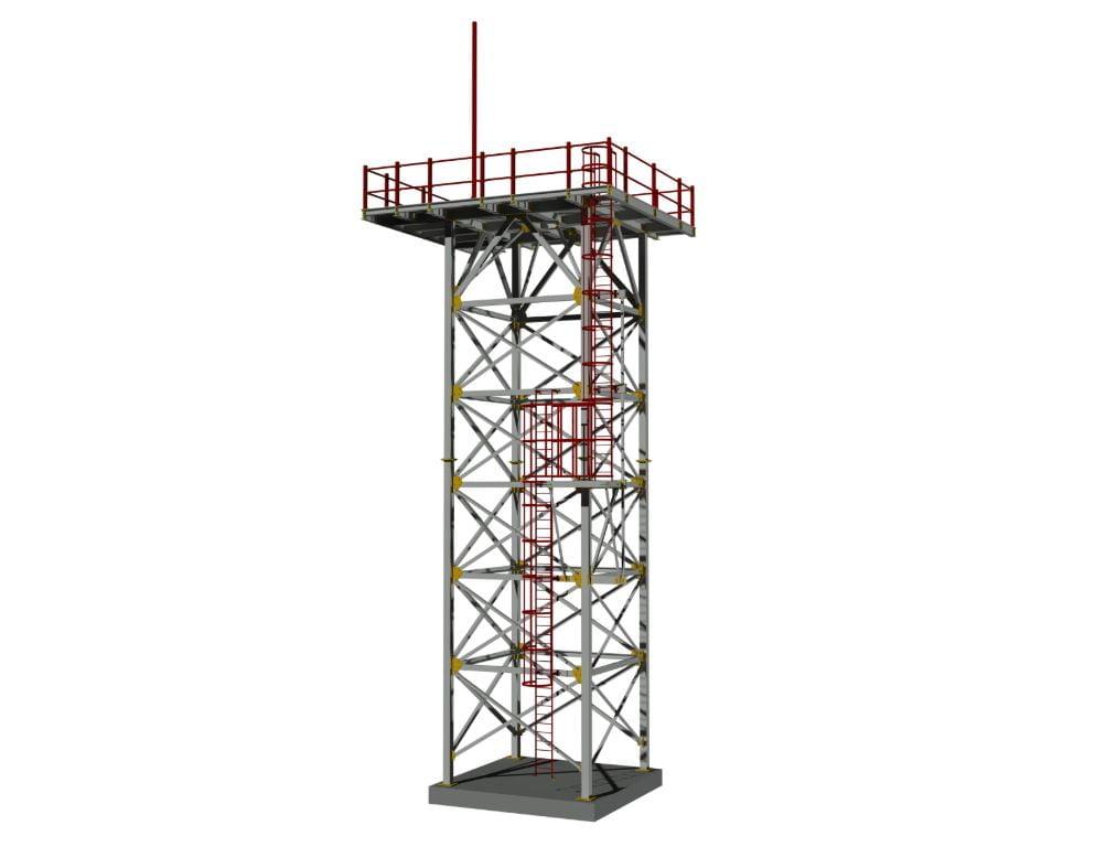 Antenna tower - Tim Global Engineering