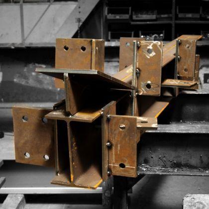 steel detailing services tekla