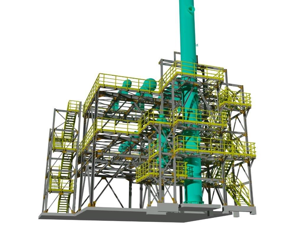 Service Steel Detailing - Tim Global Engineering